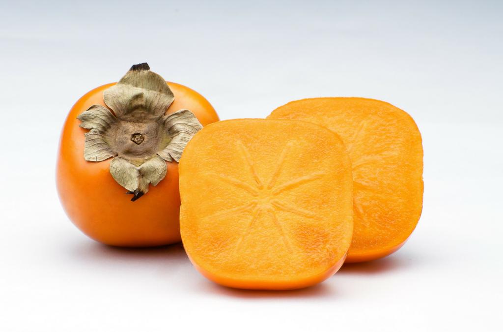 owoce kaki - właściwości i wartości