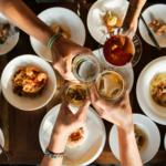 dieta podczas urlopu i imprezy