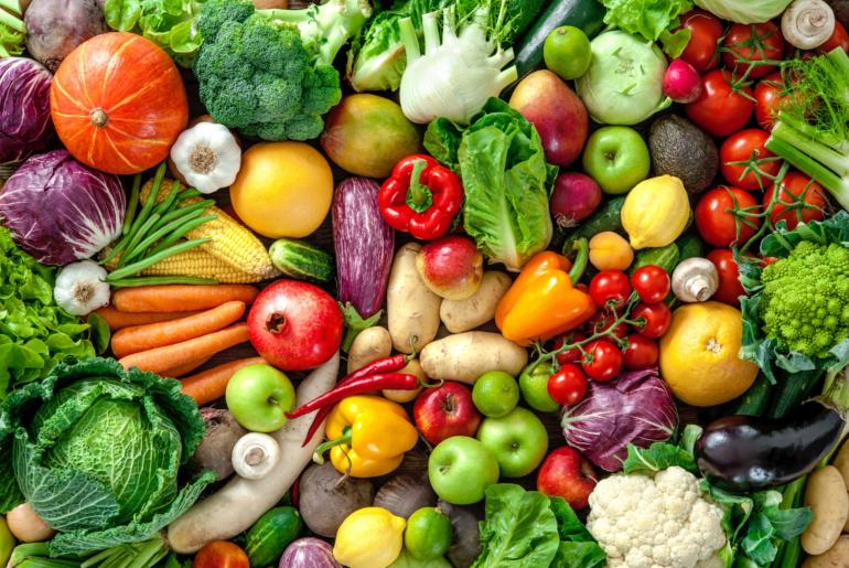 dietetyka: jak jeść więcej warzyw i owoców