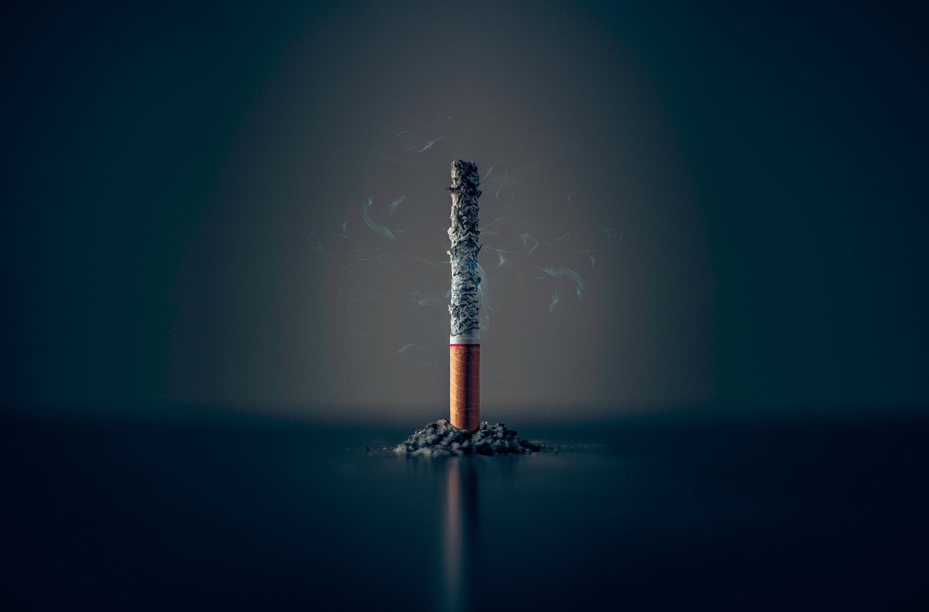 Jak schudnąć po rzuceniu palenia?