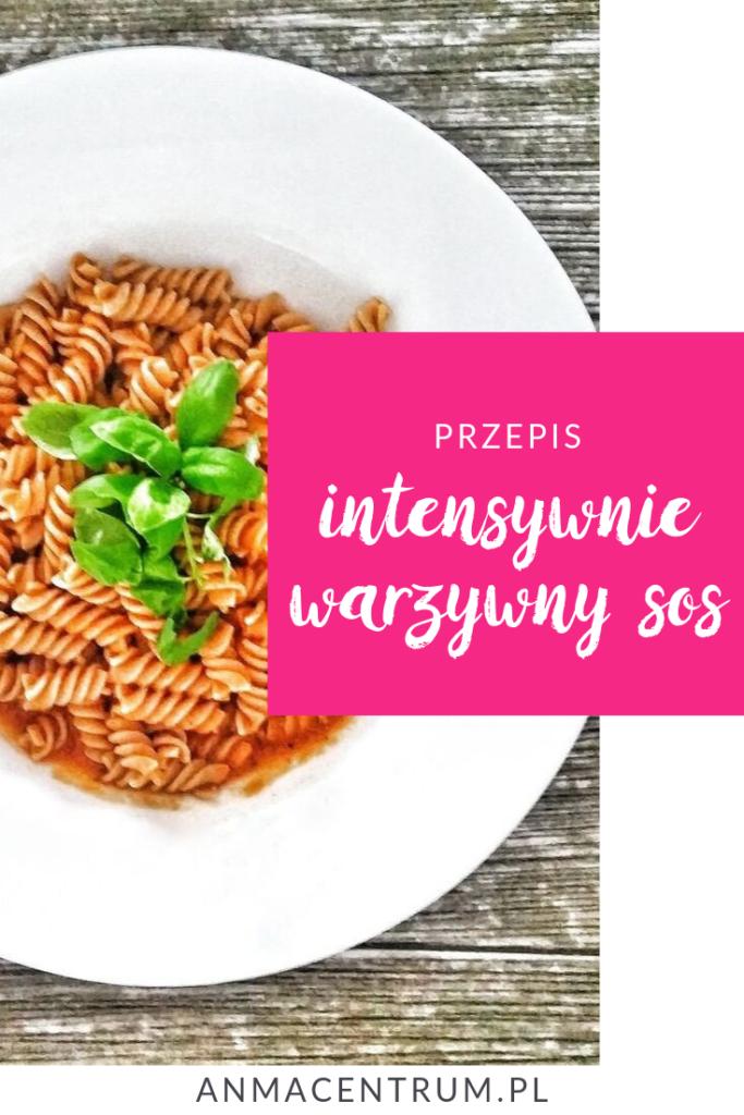 zdrowy przepis_warzywny sos do makaronu_dietetyk Łódź