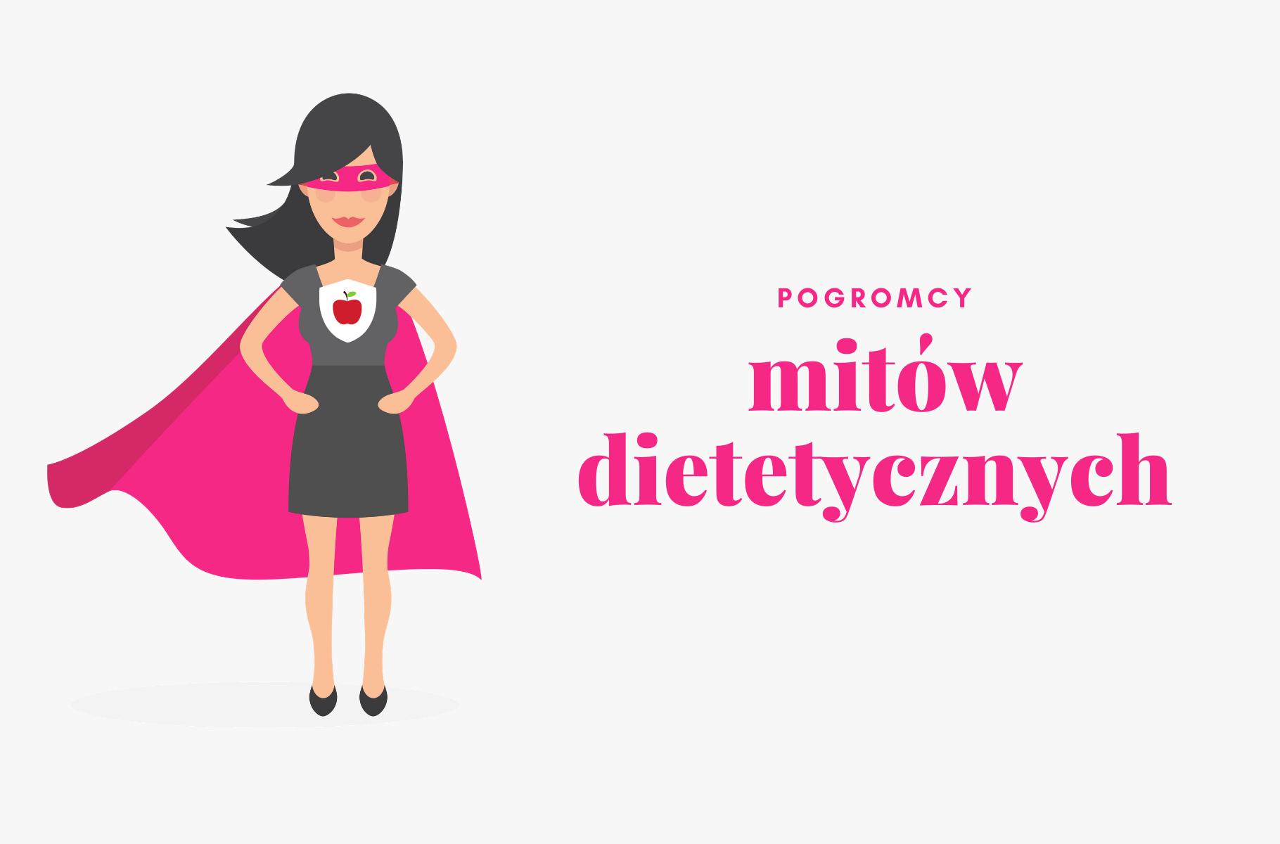 mity dietetyczne
