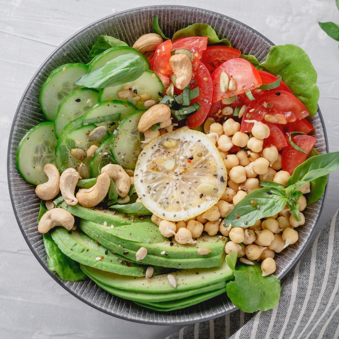 dieta odchudzająca wegańska - dieta online