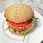 burger wegetariański - blog dietetyczny